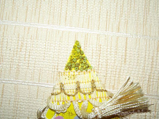 Новогодний декор «Елочки»