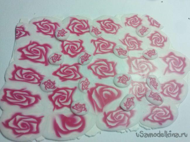 Трость «Роза»