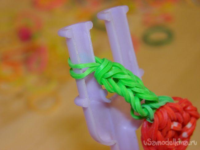 «Вишенки» из силиконовых резинок