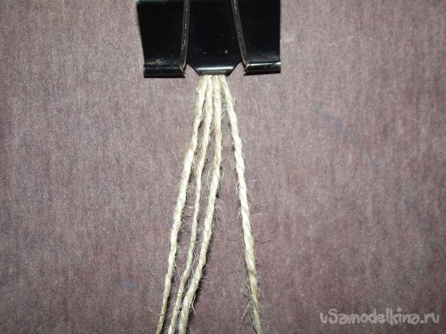 Панно в технике канзаши «Розочки»