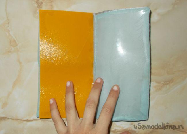 Необычный кошелёк с ажурными узорами своими руками