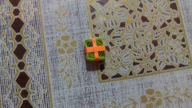 Новогодняя игрушка-подвеска «Елочка»