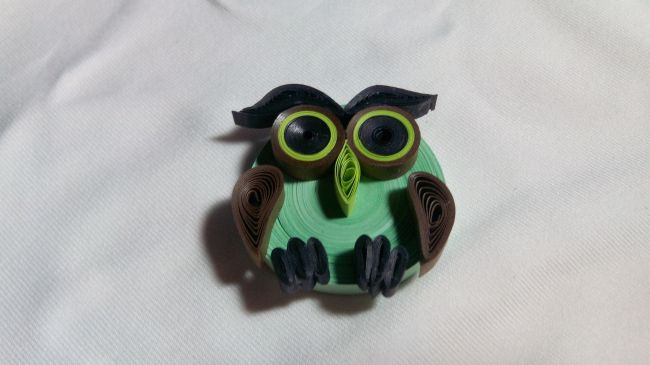 Брелоки «Angry Owls»