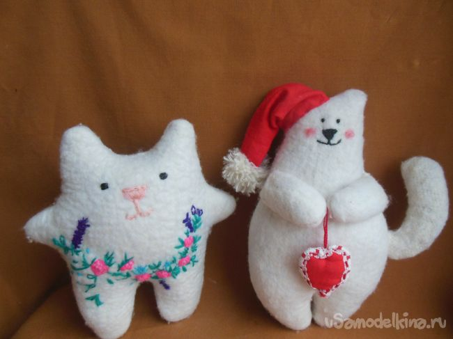 Мягкая игрушка ко Дню Святого Валентина