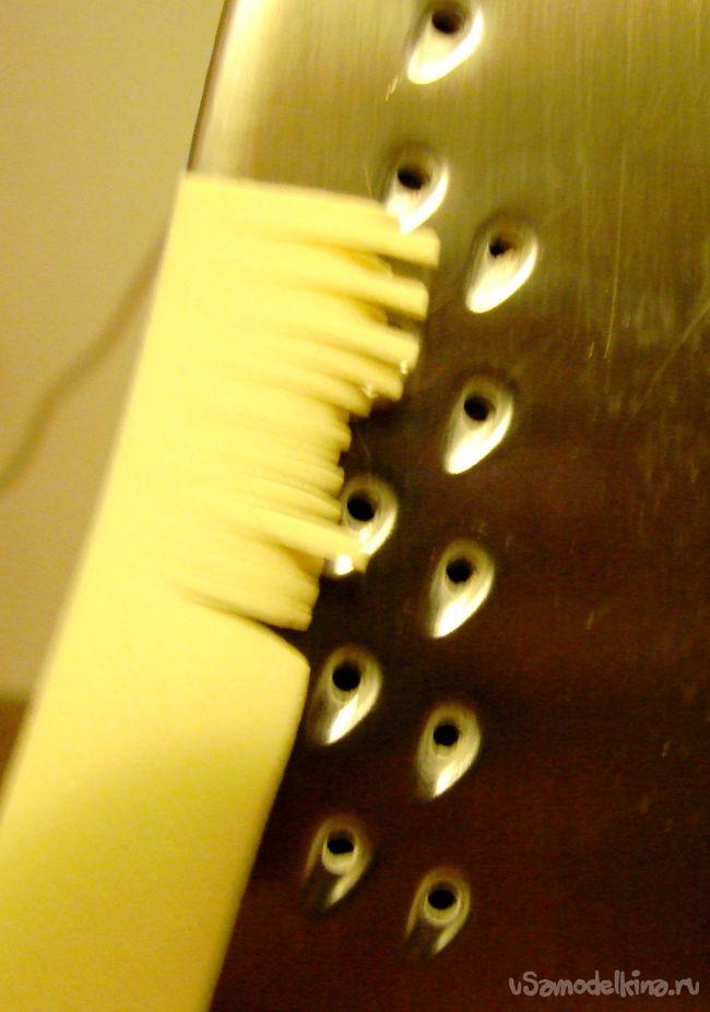 Резинка для волос «Одуванчик с божьей коровкой» из фоамирана