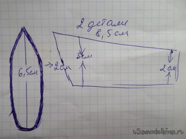 Шкатулка «Парусник»