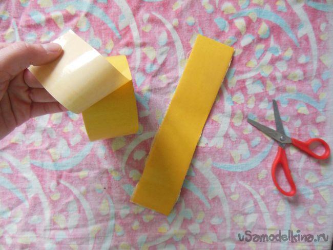 Декор самодельной шкатулки крючком